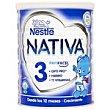 Nestle Llet creixement 3 en pols 800g Nativa Nestlé