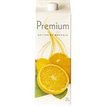 Zü Premium Néctar de naranja Brik 2 litros