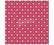 Servilletas desechables color rosa estampado flores, 33x33cm., triple capa, ACTUEL, 20 unidades. 20 unidades Tresdogar