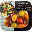 Minidelicias exquisita selección de tomates cherry tarrina 250 g La parcela