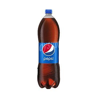 Pepsi Refresco cola normal Botella 2 lt
