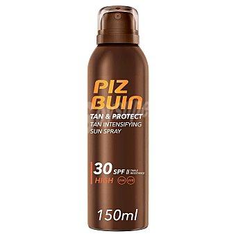 Piz buin Tan & Protect protección solar intensificadora SPF-30 Spray 150 ml