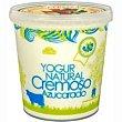 Crema yogur azucarado Tarro 1 kg La Ermita