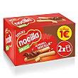 Crema de cacao con avellanas con sticks Pack de 2 uds. 30 g Nocilla