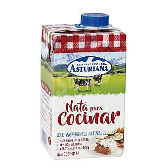Central Lechera Asturiana Nata líquida para cocinar Brik 500 ml