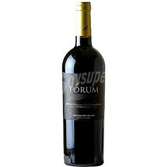 Forum Vino tinto tempranillo de la Tierra de Castilla y León botella 75 cl Botella 75 cl