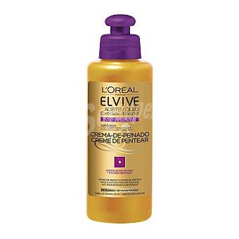 Elvive L'Oréal Paris Crema de peinado aceite para rizos Bote 200 ml