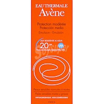 Avène Emulsión solar F20 oil free Bote 50 ml
