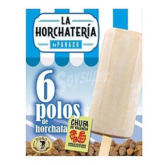 La Horchatería de Panach Polo de horchata 6 ud
