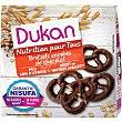 Lazos de salvado de avena con chocolate baja materia grasa  Envase 100 g Dukan