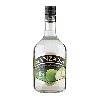 Sinc Licor sin alcohol manzana verde 70 cl