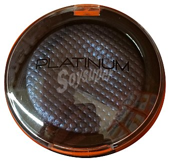 Deliplus Sombra de ojos platinum nº 6 azul 1 unidad
