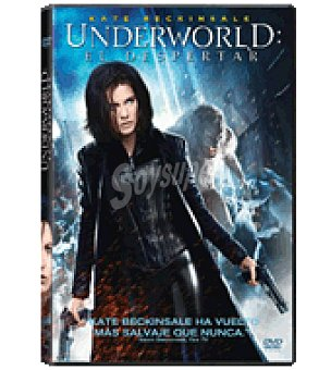 Underworld: el despertar dvd