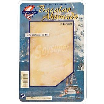 Eurosalmon Bacalao ahumado Envase 100 g