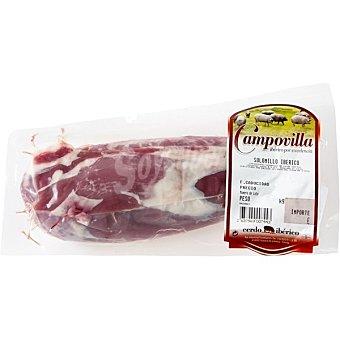 CAMPOVILLA Solomillo de cerdo ibérico al vacío peso aproximado 350 g peso aprox.