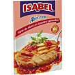 Filete de atún con tomate y pimientos Sobre de 150 g Isabel