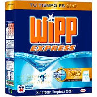 Wipp Express Detergente en polvo Maleta 45 cacitos