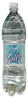 GIANICA Agua con gas seltz Botella 1500 cc