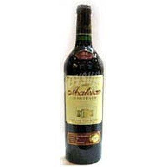 Malesan Vino Tinto Burdeos Botella 75 cl
