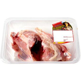 Matisa Carcasas de pollo mallorquín peso aproximado bandeja 500 g Bandeja 500 g