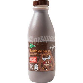 El Corte Inglés Batido de cacao sin gluten botella 1 l