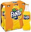 Fanta Naranja Botella Vidrio (pack 6 x 20cl) 1,2 l Fanta