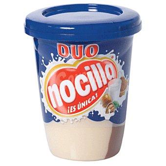 NOCILLA Crema de cacao dúo bicolor vaso de 400 g