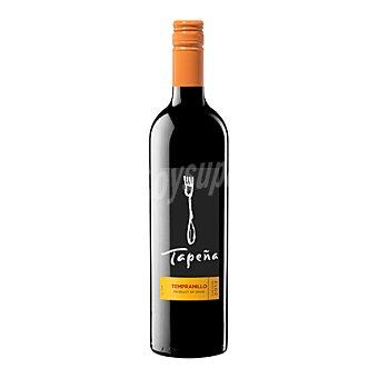 Tapeña Vino de la Tierra de Castilla tinto tempranillo 75 cl