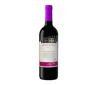 Consigna Vino de la Tierra de Castilla cabernet sauvignon tinto 75 cl