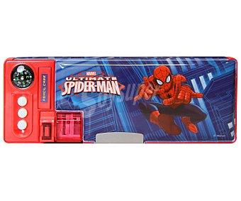 Marvel Estuche Autom. Spiderman