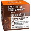 Crema nutritiva para barba Tarro 50 ml L'Oréal Men Expert