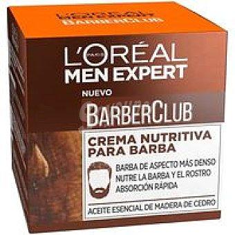 L'Oréal Men Expert Crema nutritiva para barba Tarro 50 ml