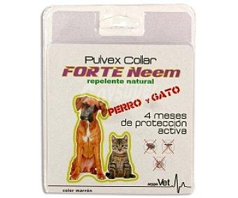 Arpe Collar Nautural para perros Repelentede Neem 1 Unidad