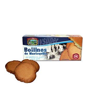 LUARQUESAS Bollinos de mantequilla Paquete 275 g