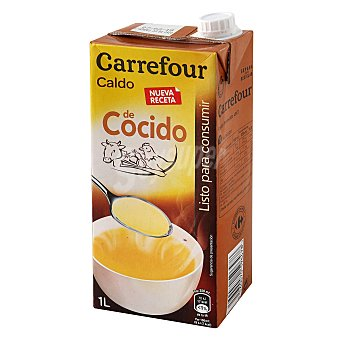 Carrefour Caldo de cocido 1 l