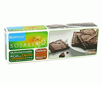 Sojalia Galletas con Soja y Chocolate 168 gramos