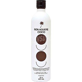 Aguere Licor ron coco botella 70 cl