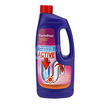 Carrefour Desatascador gel 1 l