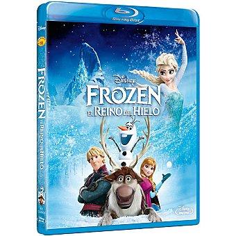 FROZEN : El Reino del hielo Blu-Ray