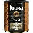 Café molido natural Supremo 100% puro arábica Lata 250 g Fortaleza