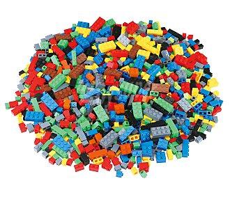 Construcciones Caja con 1000 bloques de construcción pequeños 1 unidad