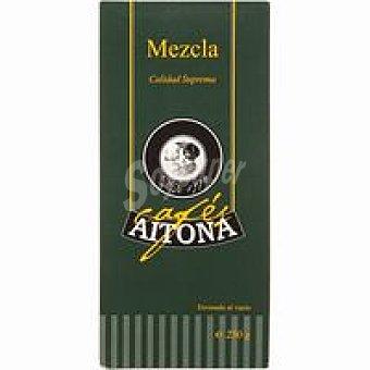 Aitona Café molido mezcla Paquete 250 g