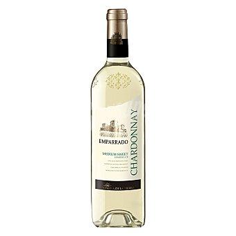 Emparrado Vino semidulce blanco chardonnay 75 cl