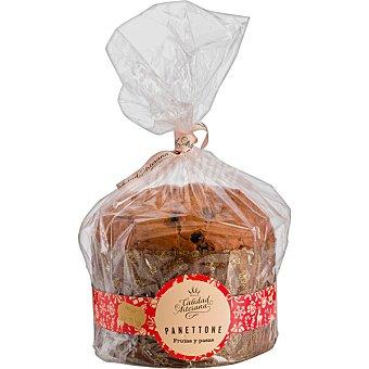 Calidad artesana Panettone de pasa y fruta pieza 1 kg