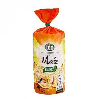 Santiveri Tortitas de maíz Bio 130g