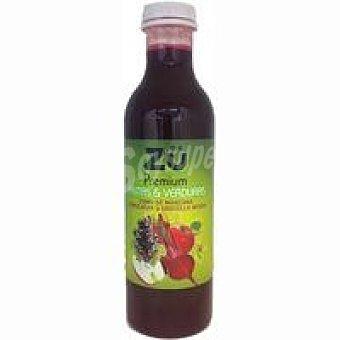 Premium Zumo de remolacha ZÜ Botella 75 cl