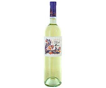 DULCE MARIA Vino blanco dulce Botella de 75 centilitros