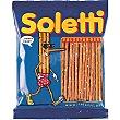 Palitos de pan salados Bolsa 120 g Soletti