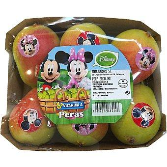 DISNEY2 Pera ercolina bandeja 500 g (contiene juguete sorpresa) Bandeja 500 g