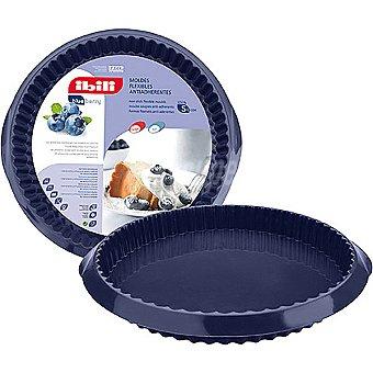 IBILI Blueberry molde de silicona Rizado 28 cm